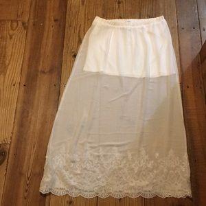 Candies maxi skirt